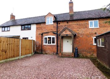 Thumbnail 2 bed property for sale in Mount Pleasant, Derrington, Stafford.