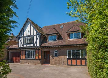 Thumbnail 6 bedroom detached house for sale in Hanging Hill Lane, Hutton, Brentwood, Essex