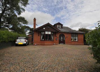 Thumbnail 4 bedroom detached bungalow for sale in Cranford, Mottram Road, Hyde