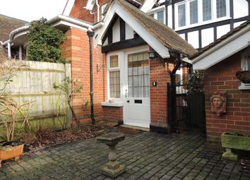 Thumbnail 2 bed maisonette to rent in Mill Road, Holmwood, Dorking
