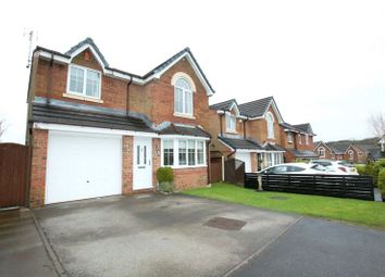 Thumbnail 3 bed detached house for sale in Mostyn Close, Knypersley, Stoke-On-Trent