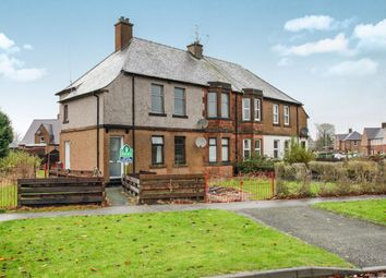 Thumbnail 3 bed flat for sale in Moat Road, Dumfries
