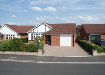 Thumbnail 3 bed detached bungalow for sale in Barley Rise, Strensall, York