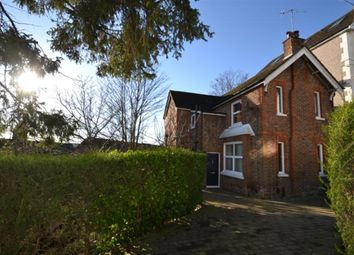 Thumbnail 3 bed detached house to rent in Grovehill Road, Redhill, Surrey