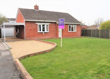 Thumbnail 2 bed detached bungalow for sale in Meadow Close, Kempsey, Worcester