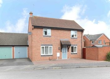 Thumbnail 3 bed detached house for sale in Osbourne Close, Corby