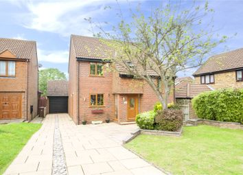 Thumbnail 3 bed detached house for sale in Bulrush Close, Chatham, Kent