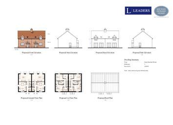 4 bed semi-detached house to rent in Blackheath Road, Wenhaston, Halesworth IP19