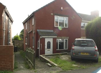 Thumbnail 3 bed town house for sale in Manor Crescent, Grimethorpe, Barnsley