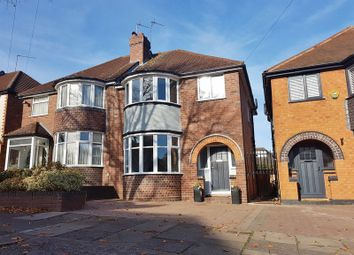 Thumbnail 3 bed semi-detached house for sale in Grayswood Park Road, Quinton, Birmingham