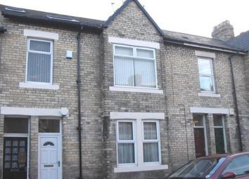 Thumbnail 3 bedroom flat for sale in Eighth Avenue, Newcastle Upon Tyne