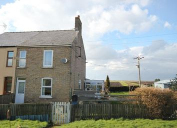Thumbnail 2 bed semi-detached house for sale in Ten Mile Bank, Littleport, Ely