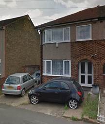 Thumbnail 4 bed terraced house to rent in Marne Road, Dagenham