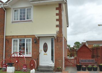 Thumbnail 2 bed end terrace house for sale in Hens Nest Road, East Whitburn