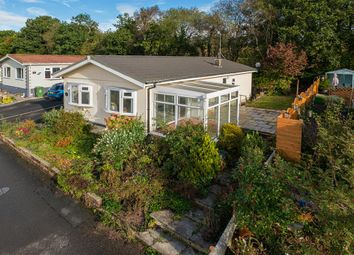 Thumbnail Mobile/park home for sale in Builth Road, Builth Wells