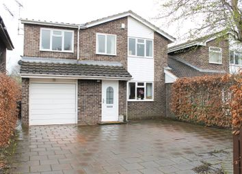 Thumbnail 4 bed detached house for sale in Cranberry Lane, Alsager
