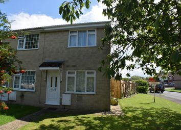 Thumbnail 1 bedroom end terrace house for sale in Ivygrove Close, Bridgwater