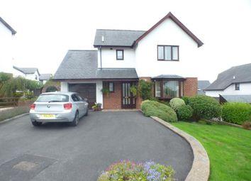 Thumbnail 3 bed detached house for sale in Gorseddfa, Criccieth, Gwynedd