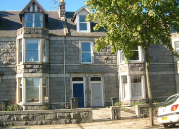 Thumbnail 4 bedroom flat to rent in Forest Avenue, Aberdeen AB15,