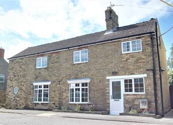 Thumbnail 3 bed detached house for sale in Silver Street, Bardney, Lincoln