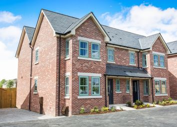 Thumbnail 3 bed semi-detached house for sale in Solomons Lane, Shirrell Heath, Southampton