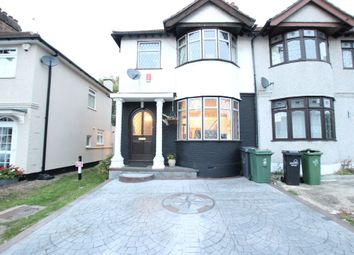 Thumbnail 4 bedroom semi-detached house for sale in Alpha Road, London