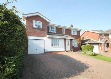 Thumbnail 4 bedroom detached house for sale in Trevelyan Place, Crook, County Durham