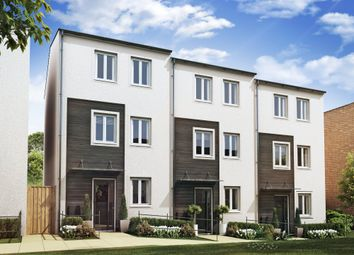 "Thumbnail 3 bed end terrace house for sale in ""Stamford"" at Great Mead, Yeovil"