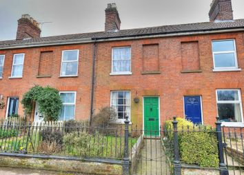 Thumbnail 3 bed terraced house for sale in Russell Terrace, Norwich
