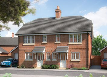 "Thumbnail 3 bed terraced house for sale in ""The Southwold"" at Kent, Gravesend"