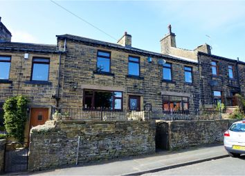 Thumbnail 3 bed terraced house for sale in Hebble Row, Oakworth