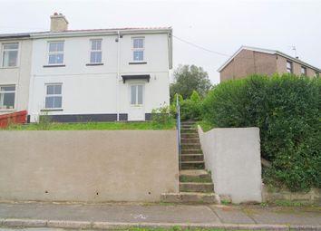 Thumbnail 3 bed semi-detached house to rent in Heol Cynwyd, Llangynwyd, Maesteg, Mid Glamorgan