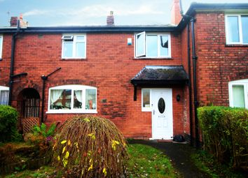 Thumbnail 3 bedroom terraced house for sale in Judson Avenue, Chorlton-Cum-Hardy, Greater Manchester