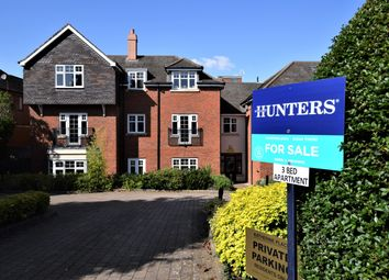 Thumbnail 3 bed flat for sale in Station Road, Knowle, Solihull