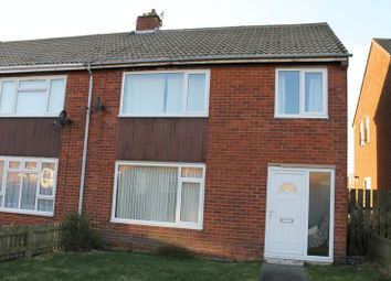 Thumbnail 3 bed property to rent in East Lea, Newbiggin-By-The-Sea