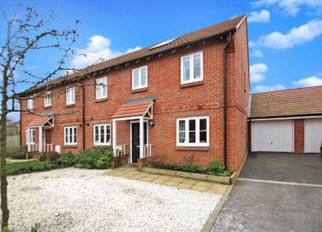 Thumbnail 4 bed semi-detached house for sale in Wellesbourne Crescent, High Wycombe