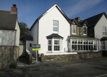Thumbnail 2 bed terraced house for sale in Fernbank, Fore Street, Lelant, St. Ives