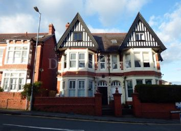 Thumbnail 7 bed semi-detached house for sale in Fields Park Road, Newport, Gwent.