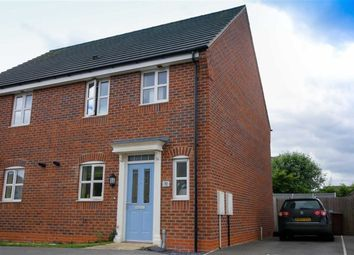 Thumbnail 3 bed property for sale in Bishops Gate, Lincoln