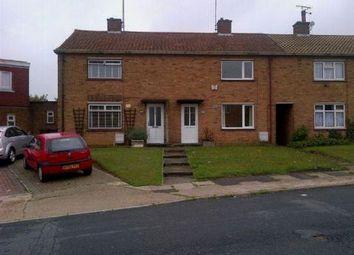Thumbnail 2 bedroom terraced house to rent in Chalcombe Avenue, Kingsthorpe, Northampton