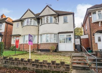 Falconhurst Road, Birmingham B29. 3 bed semi-detached house for sale