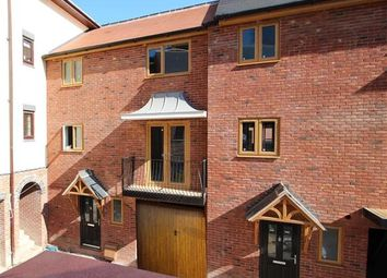 Thumbnail 4 bedroom terraced house for sale in The Old Mill Courtyard, Bullocks Row, Walsall