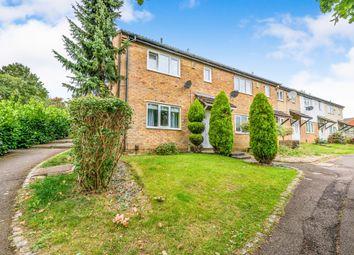 Thumbnail 3 bed end terrace house for sale in Pilton Close, Northampton