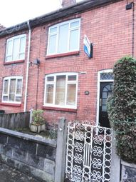 Thumbnail 2 bed terraced house to rent in Fletcher Road, Stoke-On-Trent