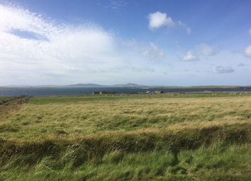 Thumbnail Land for sale in Land Near Shoehall, Eday, Orkney