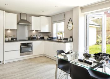 "Thumbnail 3 bed end terrace house for sale in ""Maidstone"" at Tiber Road, North Hykeham, Lincoln"