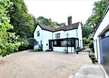 Thumbnail 4 bed detached house to rent in Church Hill, Camberley