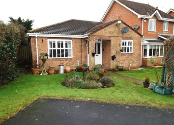 Thumbnail 3 bed bungalow to rent in Harewood Gardens, Pegswood, Morpeth