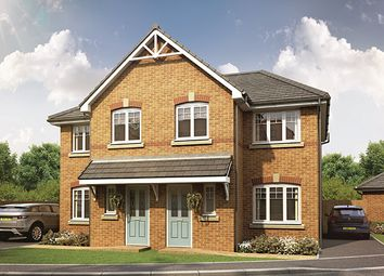Thumbnail 3 bedroom semi-detached house for sale in Rivington Grange, Bolton