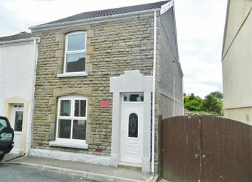 Thumbnail 3 bed end terrace house for sale in Freeman Street, Brynhyfryd, Swansea